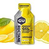 GU Energy Gel Energizante de Limonada - Paquete de 24 x 32 gr - Total: 768 gr