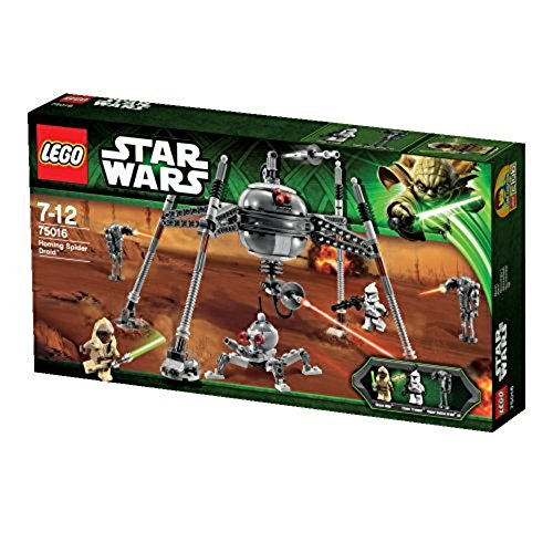 LEGO Star Wars 75016 - Homing Spider Droid Star Wars Lego-männer