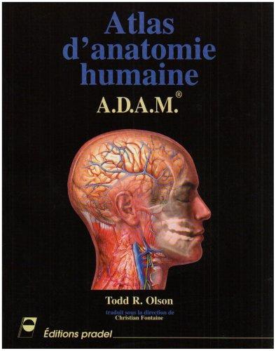 Atlas d'anatomie humaine ADAM