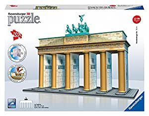 Ravensburger Brandenburg Gate Building 3D Puzzle (324 Pieces)