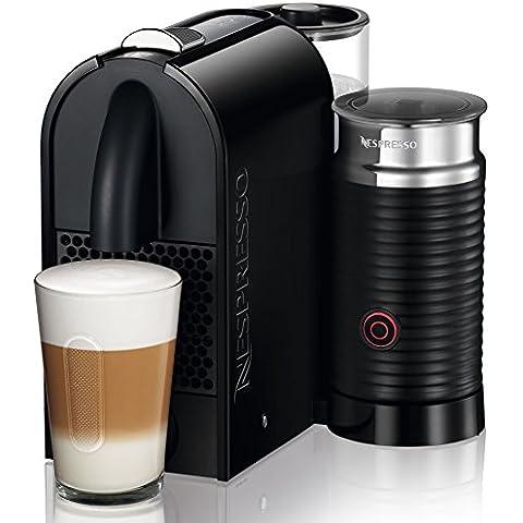 Nespresso U Milk con Aeroccino EN210.BAE Macchina per caffè espresso