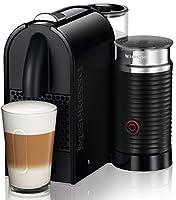 DeLonghi Nespresso EN 210.BAE Kapselmaschine U milk (1700 Watt) schwarz
