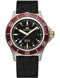 GLYCINE COMBAT SUB relojes hombre 3908.39-R6 TBA9