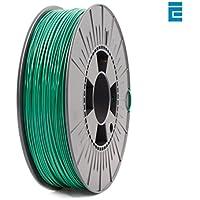ICE FILAMENTS ICEFIL1PLA108 PLA Filament, 1.75 mm, 0.75 kg, Daring Dark Green - ukpricecomparsion.eu