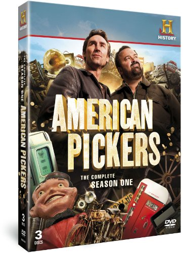 American Pickers [DVD] [UK Import] hier kaufen