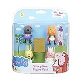 Peppa Pig - C'era una volta, Set di 5 figurine
