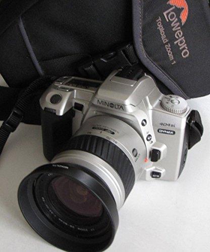 Galleria fotografica Minolta Dynax 404si–SLR Camera inclusive Minolta AF Zoom 28–80mm 1: 3.5(22)-5.6incl. di alta qualità Lowepro foto tasche # # # Ingegneria–Ok–by lll Group # # #
