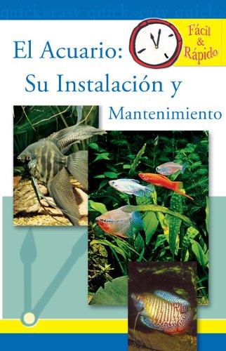 El Acuario (Facil & Rapido) (Spanish Edition) -