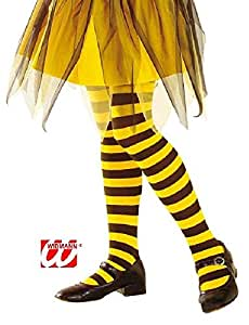 Widmann - Collant abeille enfant S :4-6ans