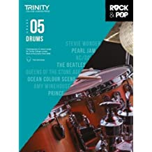 Trinity College London Rock & Pop 2018 Drums Grade 5 (Trinity Rock & Pop 2018)