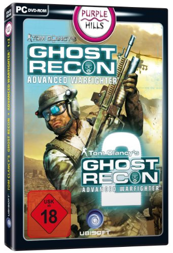 Tom Clancy's  Ghost Recon Advanced Warfighter 1+2 (Ghost Recon 2 Pc)