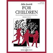 For Children: Piano Solo: Complete