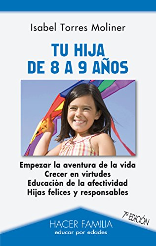 Tu hija de 8 a 9 años por Isabel Torres Moliner