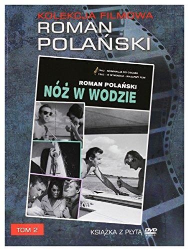 Messer im Wasser (booklet) [DVD]+[KSIĄŻKA] [Region 2] (IMPORT) (Keine deutsche Version)