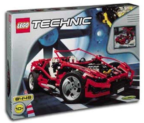 LEGO Technic 8448Design Car