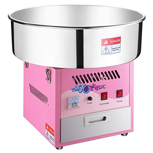 Great Northern Popcorn Cotton Candy Machine Commercial Floss Maker