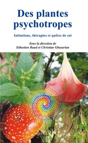 Des plantes psychotropes (IMAGO (EDITIONS) par Baud Sébastien