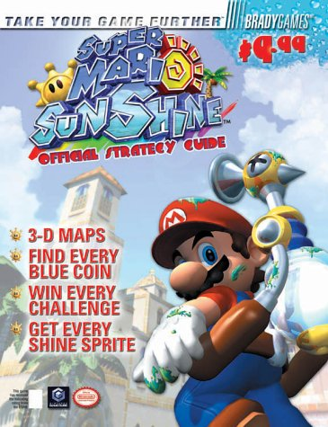 Super Mario Sunshine? Official Strategy Guide