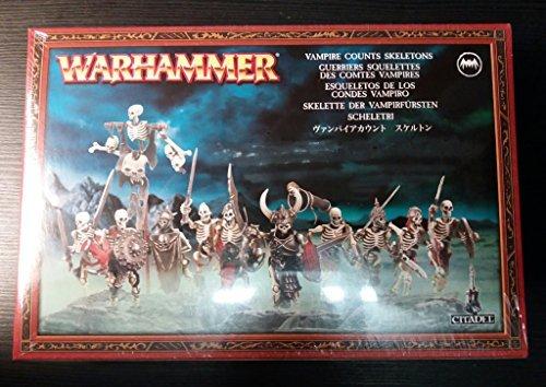 Warhammer Esqueletos Condes Vampiro