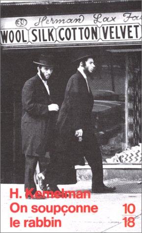 On soupçonne le rabbin