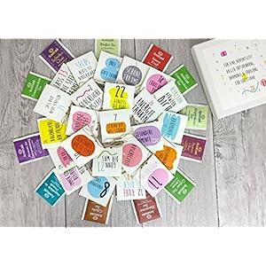 Tee Adventskalender mit Namen