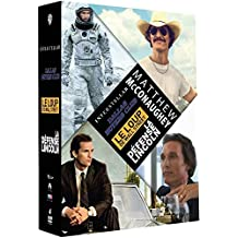 Matthew McConaughey: Interstellar + Dallas Buyers Club + Le loup de Wall Street + La défense Lincoln