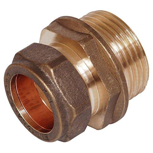 Epik® Kompression Kupplung Stecker 22mm x 2,5cm (maxidia geprüft) [1]