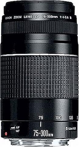 Canon EF 75-300mm/ 4,0-5,6/ III Objektiv