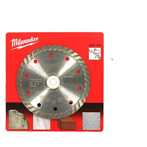Milwaukee diamamnte Turbo Disc 125 mm