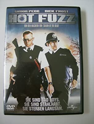 Hot Fuzz Dvd Rental