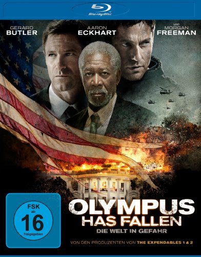 Olympus Has Fallen - Die Welt in Gefahr [Blu-ray] - Dvd-the Equalizer