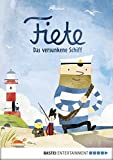 Fiete - Das versunkene Schiff (Fiete-Bilderbuch 1)