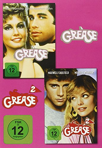 Grease 1 & 2 [2 DVDs]