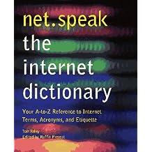 Internet Dictionary