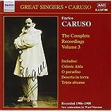 Caruso : complete Recording /vol.3