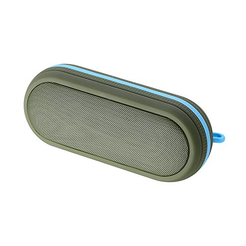 Myoyo Bluetooth Lautsprecher Mini Tragbare Drahtlose Kreative Outdoor Auto Handy Subwoofer,Greenblue