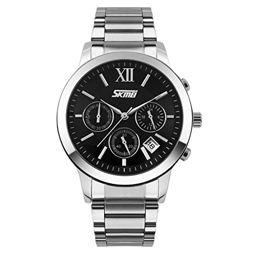 Skmei 9097BLK  Analog Watch For Unisex