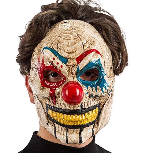 Clown Horror aus Kunststoff ()