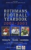 Rothman's Football Year Book 2002-2003