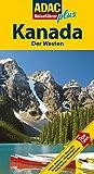 ADAC Reiseführer plus Kanada West: Mit extra Karte zum Herausnehmen