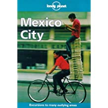 Lonely Planet Mexico City (1st ed)