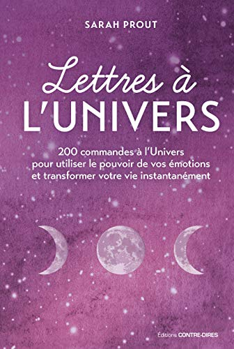 Lettres à l'univers