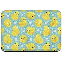 diyabcd Cartoon Animal Cute Duck Doormats antideslizante para casa jardín puerta alfombra Felpudo piso almohadillas
