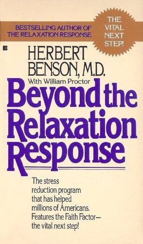 Response pdf relaxation