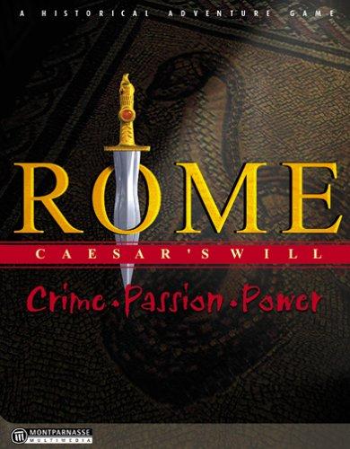 Rome, Caesar's Will Adventure Game Test
