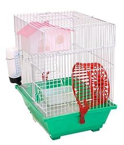 Liberta Capricorn Hamster Cage, Small, 33x23x29 cm