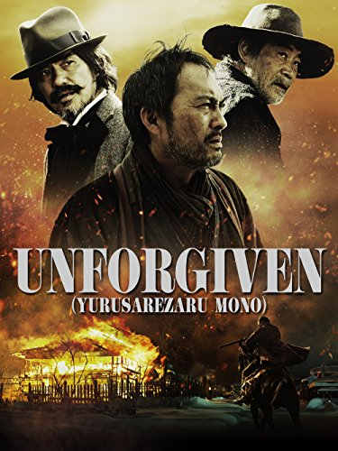 The Unforgiven Cover