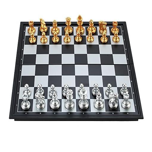 Bytan-Reise-Schachspiel-magnetisch-Kunststoff-Schachspiel-Chess-Set-fr-Kinder-mit-25x25cm-faltbarem-Schachbrett-fr-Camping-unterwegs