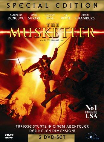 Bild von The Musketeer (Special Edition, 2 DVDs)
