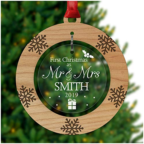 PERSONALISED Mr & Mrs 1st First ...